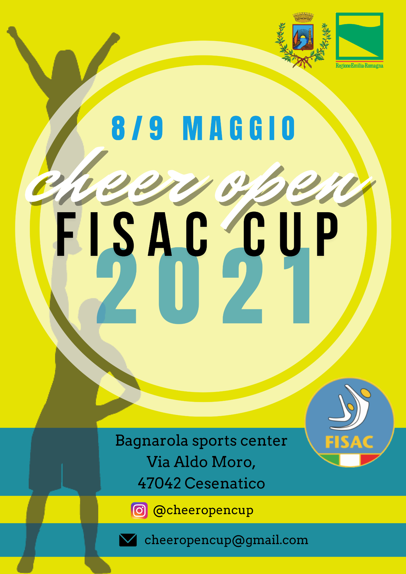 Cheer Open Fisac Cup 2021